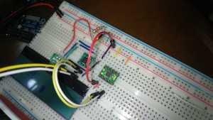 MPU9250を使ったモーションセンシング